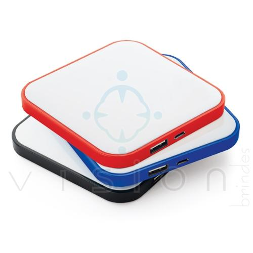 Carregador Portátil Power Bank  2000mAh