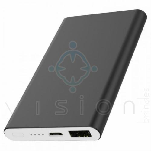 Power Bank de Metal Slim 5000mAh
